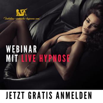 Webinar mit Live Hypnose Bild