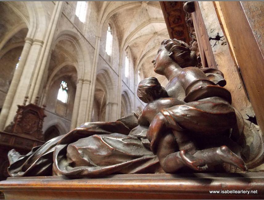 sculture bois basilique