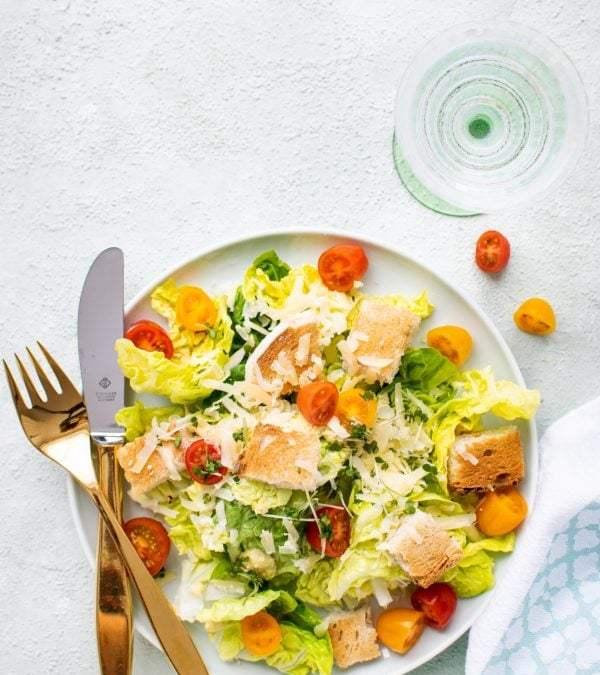 salade saine pour une bonne digestion