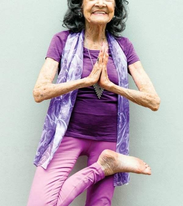 yoga sénior