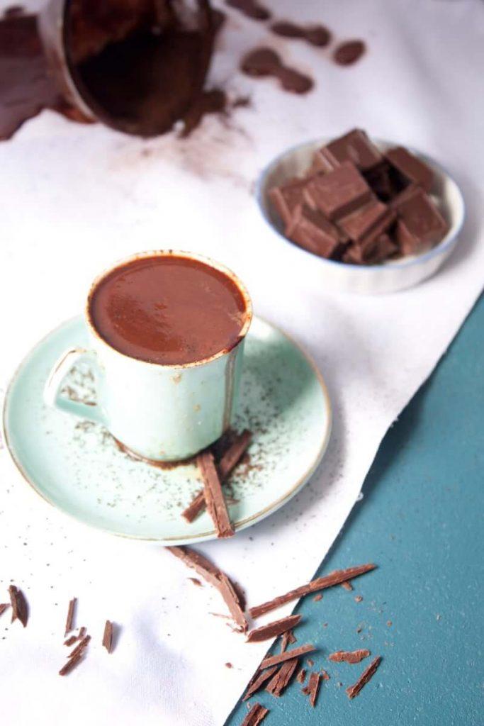 chocolat chaud pour une journée cocooning parfaite