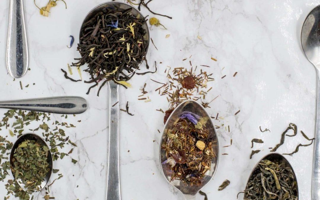 thé et infusion