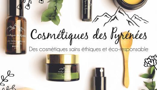 cosmetiques des Pyrénées