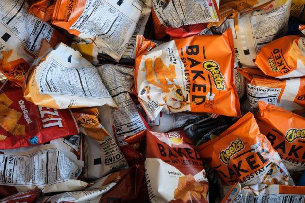 paquets de chips