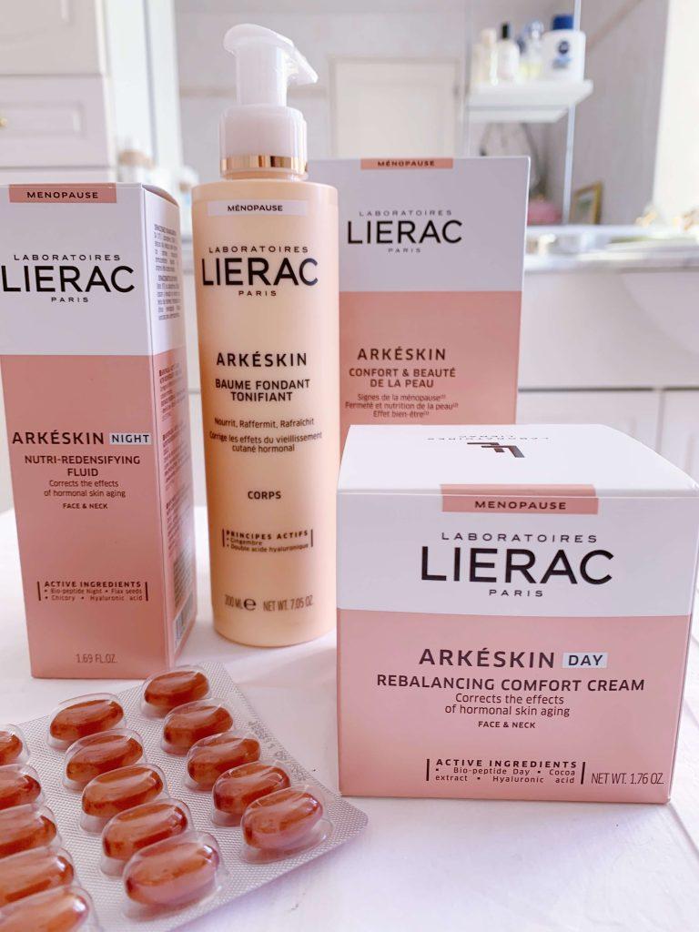 gamme Arkéskin de Liérac pour ménopause
