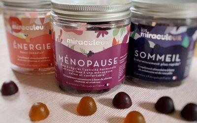 Les gummies Les Miraculeux, les compléments alimentaires à tester !