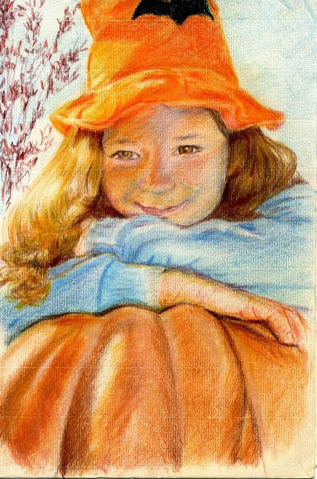 Portrait Morgane