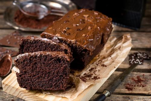 super delicious gluten free chocolate cake