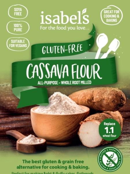 all-purpose cassava flour