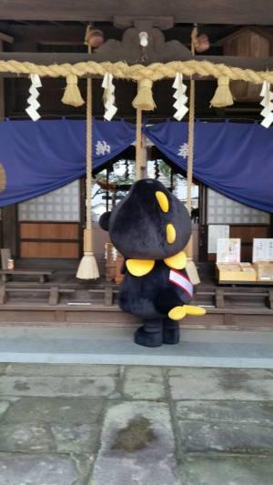 七五三うないさん(諫早神社)3