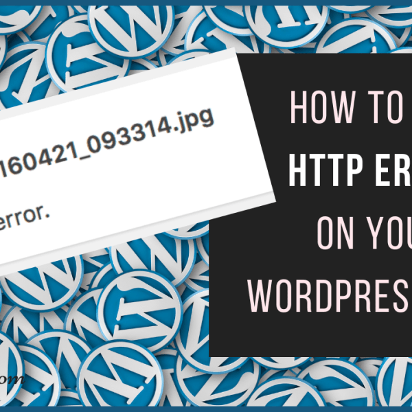 how to fix http error wordpress