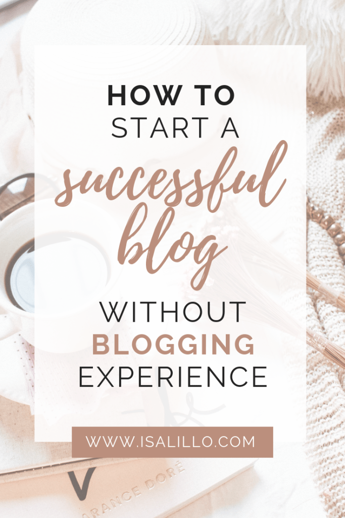 how to start a blog 2019