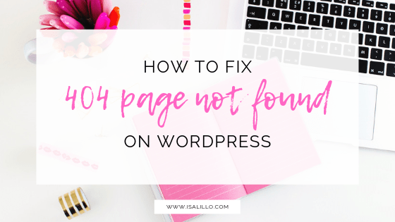 how to redirect 404 page not found on wordpress-2