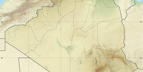 Relief d'Algerie