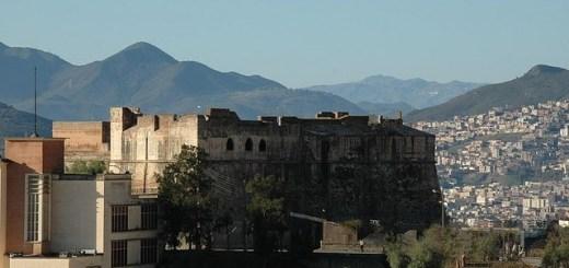 Le Borj Moussa à Bejaia abritant le musee de la ville
