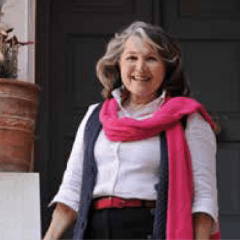 Η κ. Λυδία Καρρά, πρόεδρος της Ελληνικής Εταιρείας Περιβάλλοντος και Πολιτισμού