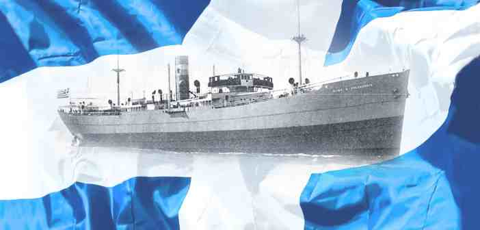 2ος παγκόσμιος πόλεμος έλληνες ναυτικοί
