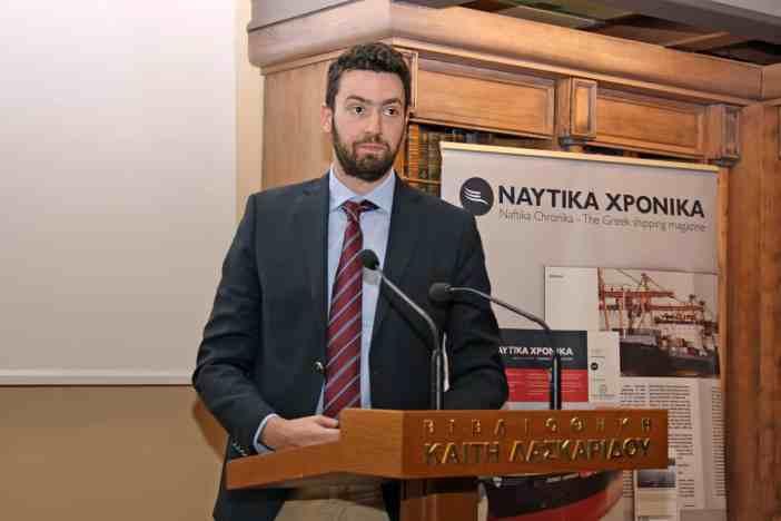 Ο Δρ. Δημήτρης Τσουκνιδής, Λέκτορας Ναυτιλιακών Χρηματοοικονομικών, Τμήμα Εμπορίου, Χρηματοοικονομικών και Ναυτιλίας του Τεχνολογικού Πανεπιστημίου Κύπρου.