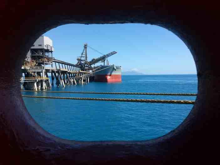 2. Ship spotting. Credits to Vaggelis Komitakis