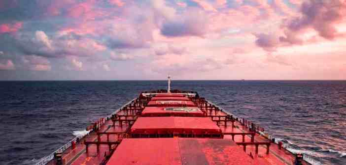 tanker red