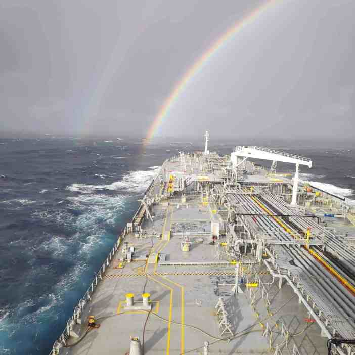 2. Rainbow. Credits to Babis Salioglou