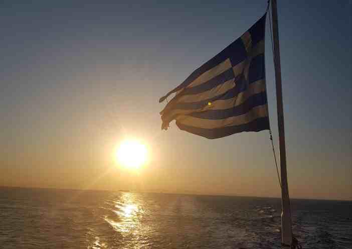4. Aegean Sea. Credits to Klonarislo