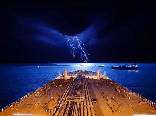 1. Thunder and Lightning! Credits to Maria Tsifaki