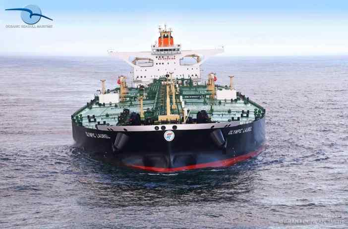 Το δεξαμενόπλοιο Amazon Victory υπό τη διαχείριση της Sun Enterprises S. Livanos Hellas