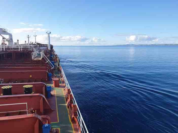 5. Clear horizon. Credits to Aggelos Glykas