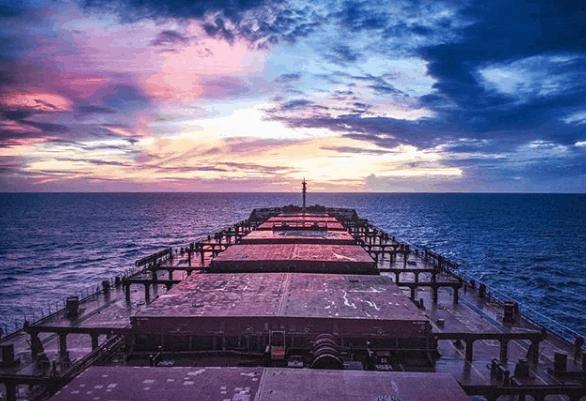 1. Under the purple sky. Credits to Alexandros Kesoglou