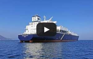 GasLog Wales: Tο νεότευκτο LNG carrier της GasLog Ltd.