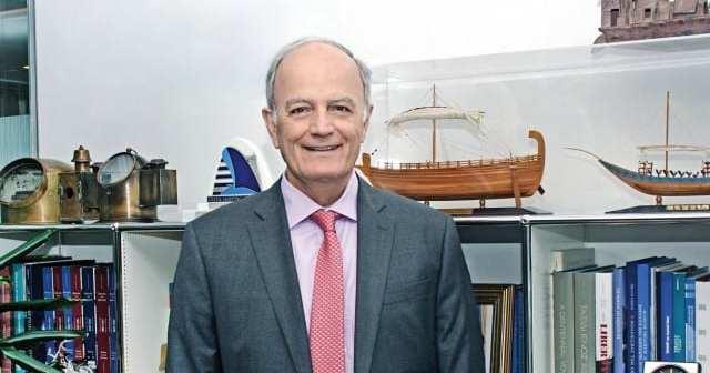 Ι. Πλατσιδάκης: Οι ναυτικοί μας είναι οι πρεσβευτές μας στις θάλασσες του κόσμου