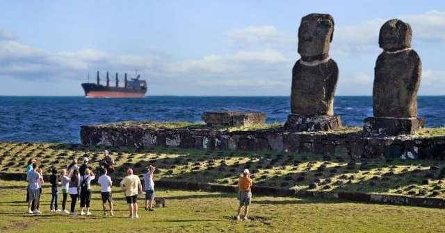 Οδοιπορικό ενός παλαίμαχου Πρώτου Μηχανικού στο Νησί του Πάσχα