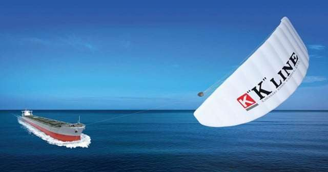 Χαρταετοί: η νέα πρόταση για την πρόωση πλοίων;
