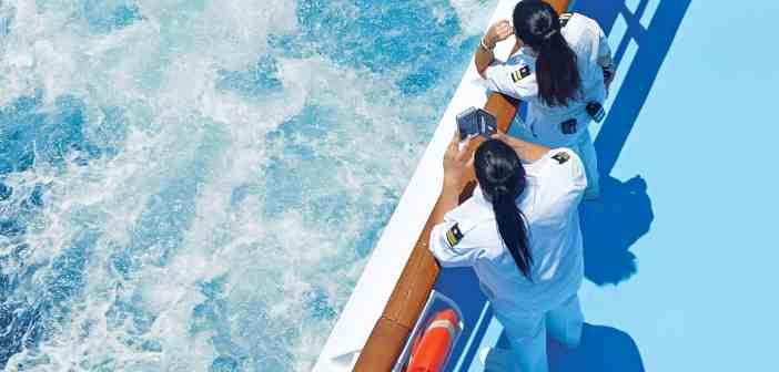 Γυναίκες ναυτιλία
