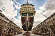 Η συναρπαστική ιστορία του πλοίου ΑΜΣΤΕΡΝΤΑΜ