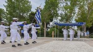 Ορκίστηκαν οι πρωτοετείς Ναυτικοί Δόκιμοι και Δόκιμοι Σημαιοφόροι