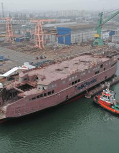 BC Ferries' fourth Salish Class vessel