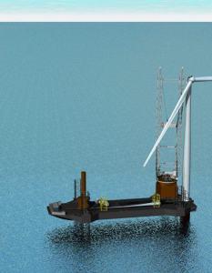 Νέα συνεργασία για τη ναυπήγηση πλοίου εγκατάστασης υπεράκτιων ανεμογεννητριών