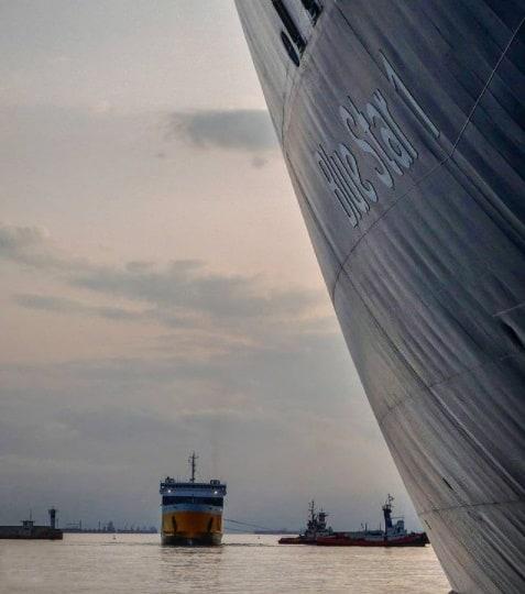 3. Port of  Piraeus Credits to Mash_too_rah