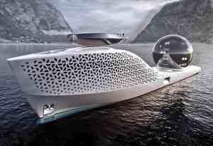 Ένα πλωτό κέντρο καινοτομίας και έρευνας για τον περιορισμό της κλιματικής αλλαγής