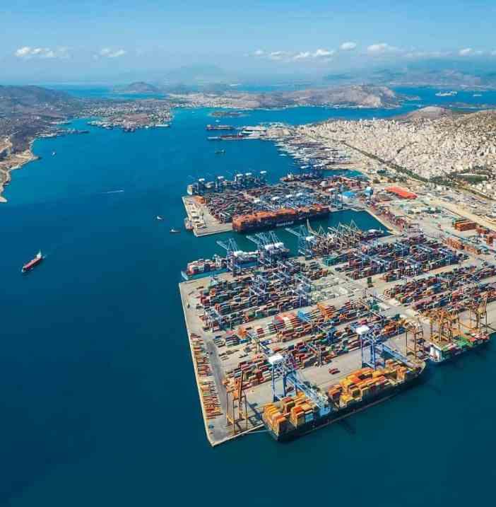 2. Port of Piraeus Credits to Vasilis Demertzis