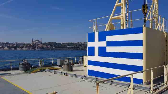 1. Crossing Bosporus Credits to George Christofis