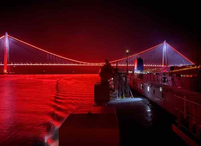 2. Bosporus Credits to Sushi.shotgun
