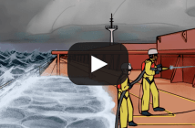 Lessons Learnt: Τραυματισμός ναυτικών κατά τη διάρκεια κακοκαιρίας (Βίντεο)