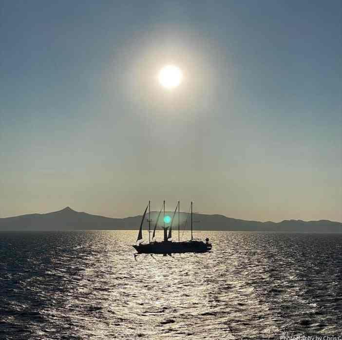 4. Sailing time Credits to Christos Charanas