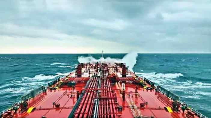 1. Rough sea Credits to Miltiadis Spanos