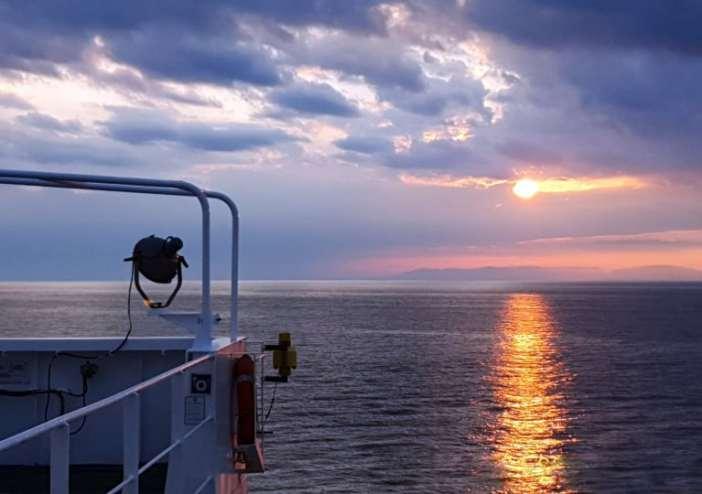 6. Drifting sunset in Onahama, Japan Credits to Bimpasis S.