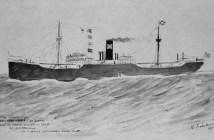 «Κεραμιαί»: Το μεγαλύτερο ελληνικό φορτηγό πλοίο της πρώτης δεκαετίας του 20ού αιώνα
