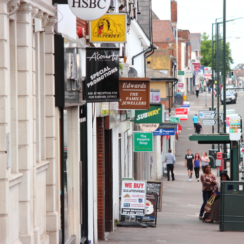 The British High Street